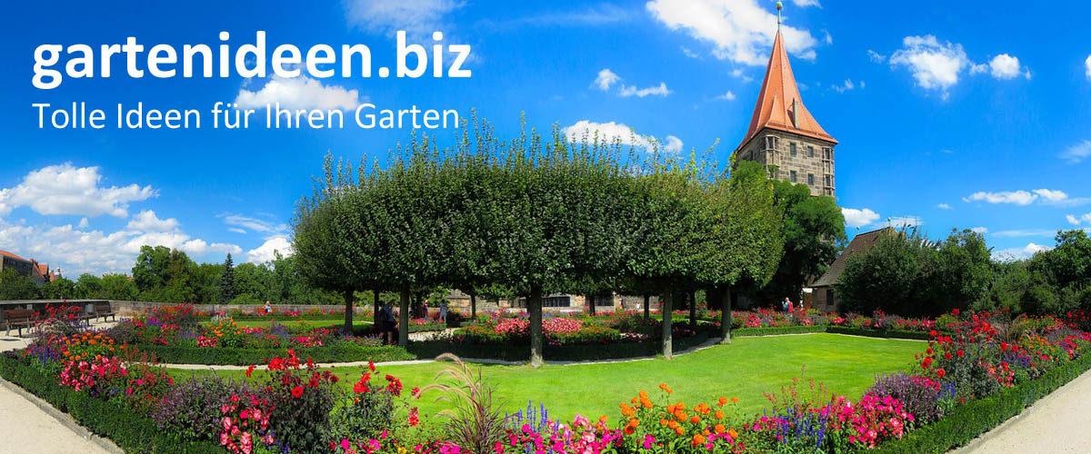 gartenideen.biz - Tolle Ideen für Ihren Garten